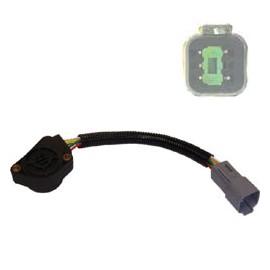 Sensore pedale acceleratore per Volvo FH con connettore tipo nuovo per cambio manuale Cod. 1069809 (Rif. Volvo : 20504685)