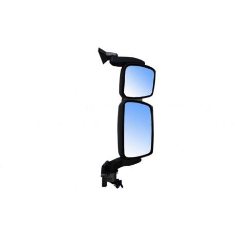 Specchio retrovisore destro completo braccio medio Stralis Cod. 10611381 (Rif. Iveco 504150539)