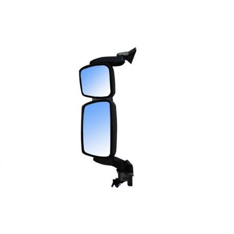 Specchio retrovisore sinistro completo braccio medio Stralis Cod. 10611383 (Rif. Iveco 504150538)