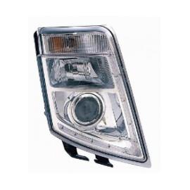 Fanale proiettore anteriore sinistro regolazione manuale per Volvo FH/FM Cod. 298082007 ( Rif. Volvo 21123523 82304599 )