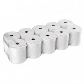 Rotoli carta termica per registratori di cassa, 10 pz - 55 g/m² - 80 mm x 80 m