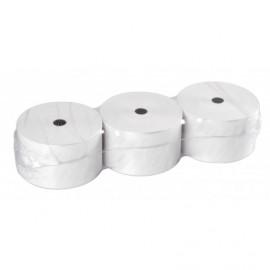 Rotoli carta termica per colonnine aree di servizio, 3 pz - 55 g/m² - 57 mm x 130 m