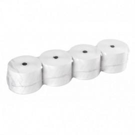 Rotoli carta termica per colonnine aree di servizio, 4 pz - 55 g/m² - 60 mm x 90 m