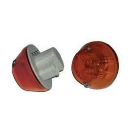 Fanalino laterale arancio dx/sx per Man Cod. 160700708 (Rif. Man : 812536206115 81253206117 )