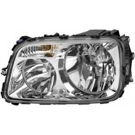 Fanale proiettore sinistro manuale per Mercedes MP3