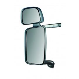 Specchio sinistro completo per Scania Serie 4 e R