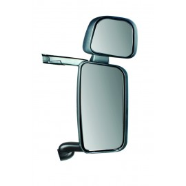 Specchio destro completo per Scania Serie 4 e R