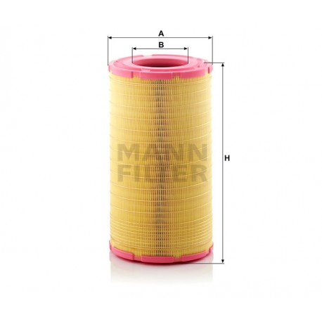 Filtro aria motore Daf (MANN filter)