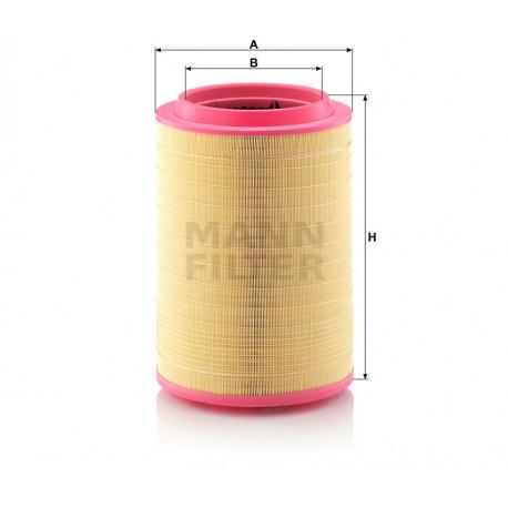 Filtro aria motore Iveco (MANN filter)