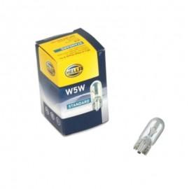 Confezione lampadine T10 24V 5W tutto vetro