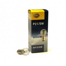 Confezione lampadine 24V 21/5W biluce