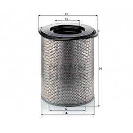 Filtro aria motore Volvo (MANN filter)