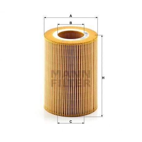 Filtro olio Daf (MANN filter)