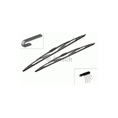 Serie spazzole tergicristallo Bosch con spruzzatori 3397118309