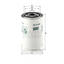Filtro carburante Renault trucks (MANN filter)