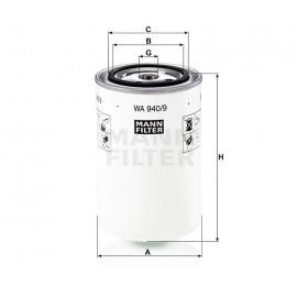 Filtro acqua Volvo Trucks (MANN filter)
