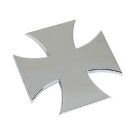 Emblema 3D cromato - Cross