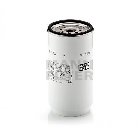 Filtro carburante gasolio Mann Filter WK11003Z per Volvo FH16 e FH4 ( Rif. Volvo : 21380490 20782330 21005832 )