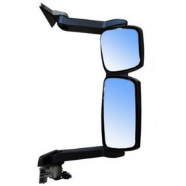 Specchio retrovisore destro completo braccio lungo Stralis Astra (Rif. Iveco 5801580263 5801341207 504150552 504369995)