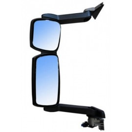 Specchio retrovisore sinistro completo braccio lungo Eurocargo Stralis Astra (Rif. Iveco 5801341206 504150551 504369979 )