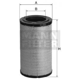 Filtro aria motore Mann Filter per Astra Iveco ( Rif. Astra : 128075 )