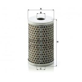 Filtro olio sterzo Mann Filter H601/4