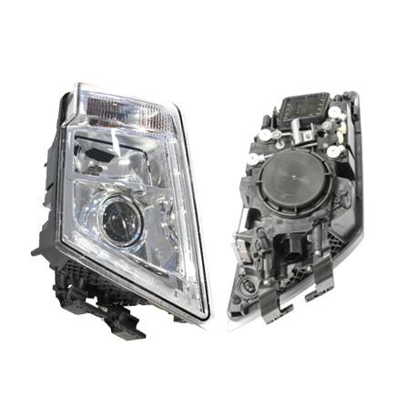 Fanale proiettore anteriore destro xenon per Volvo FH e FM ( Rif. Volvo 21323113 )