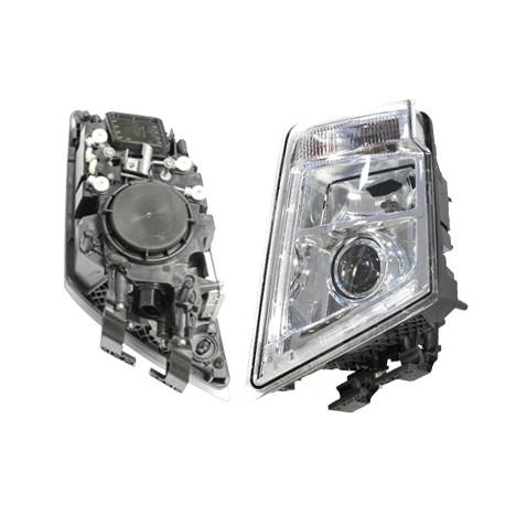Fanale proiettore anteriore sinistro xenon per Volvo FH e FM ( Rif. Volvo 21323114 )