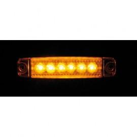 Barra portafari per tetto - Type 1 - Scania R Serie 7 (Highline) (11/16) - Scania S (Highline) (11/16)
