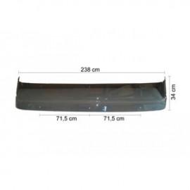 Visiera parasole per Actros MP1 tetto basso