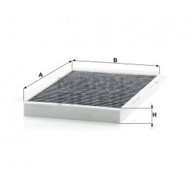 Filtro abitacolo Sprinter / Crafter ai carboni attivi