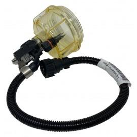 Coppetta filtro separatore gasolio per Volvo e Renault