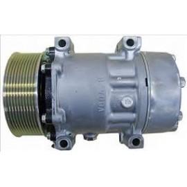 Compressore aria condizionata per Renault e Volvo AD.7H15 ( Rif. Volvo : 20941036 )