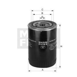 Filtro trasmissione differenziale per Scania Mann Filter ( Rif. Scania 2002705 )