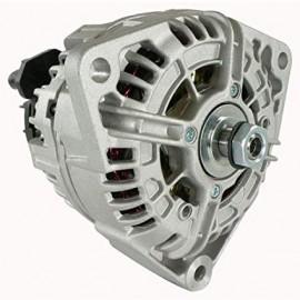 Alternatore 24V 110A Per Man TGA TGX TGS TGL e TGM