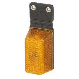 Fanalino ingombro laterale a lampadina arancione
