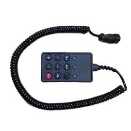 Telecomando regolazione sospensioni Per Man e Iveco