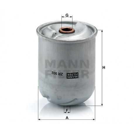 Filtro centrifuga Mann Filter per Renault