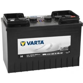 Batteria Varta 110 AH positivo a destra 12V