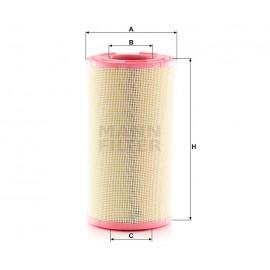 Filtro aria motore Mann Filter per Daf XF105