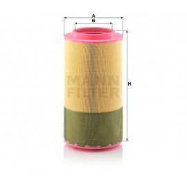 Fitro aria motore Mann Filter per Man TGA TGX TGS