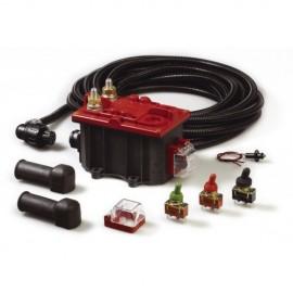 Staccabatterie elettrico TGC/DE2 con stacco del positivo 24V 250A