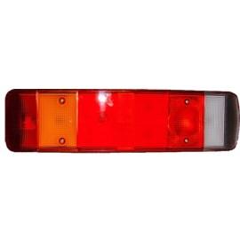 Fanale 7 funzioni tipo VOLVO 08/98 (rif. 3981455 / 3981460) sinistro con luce targa