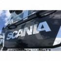"""SCRITTA """"SCANIA"""" 1mm SCANIA Serie S"""