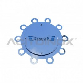 Coprimozzo anteriore personalizzabile