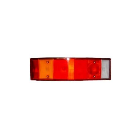 Fanale 7 funzioni sinistro con luce targa