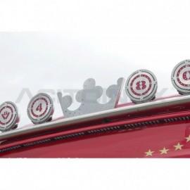 Corona Scania con LED SCANIA Serie L, R, New R, Streamline