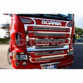 Cornici Prese d'Aria + Mascherone Scania R