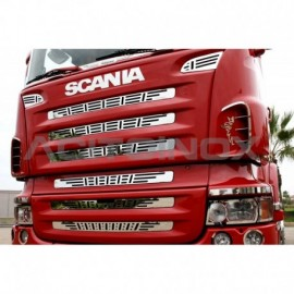 Mascherino Tiger Mask Scania R