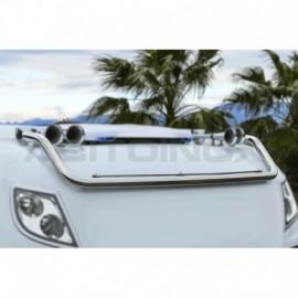 Barra portafari modello corto daf xf 105, xf 106 euro 6
